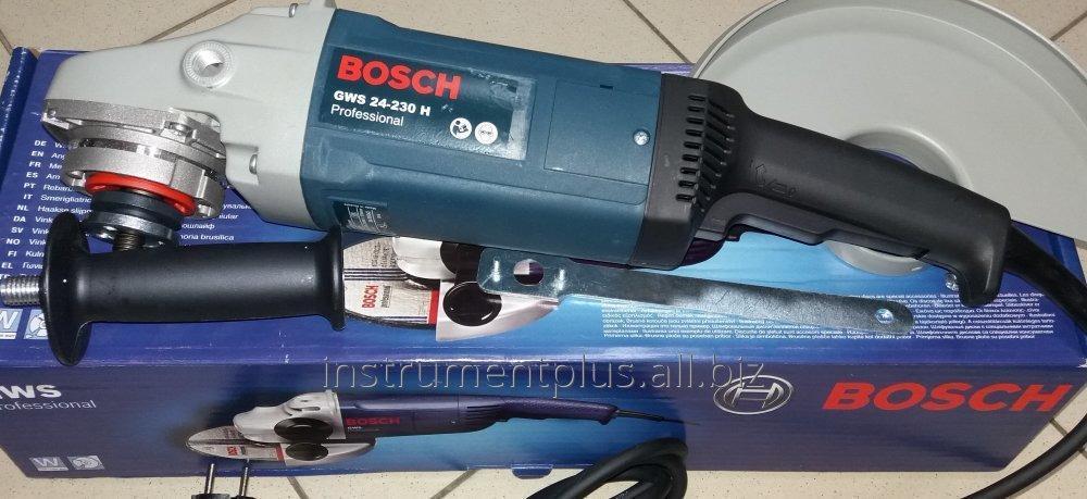 Купить Углошлифовальная машина (болгарка) Bosch GWS 24-230 H Копия