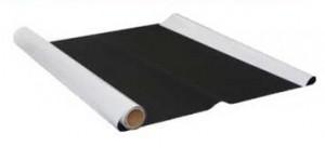 Магнитный винил полуглянцевый, поверхность - PET, рулон - 20мх1260х0,22мм