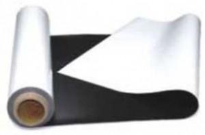 Магнитный винил для струйной печати, матовый, рулон - 20мx420x0,26мм