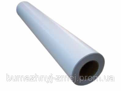 Широкоформатная полипропиленовая пленка для струйных принтеров, матовая, 190 г/м2, 914мм х 30метров, код WP-180UPVC-914