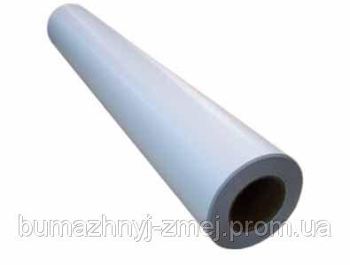 Широкоформатная полипропиленовая пленка для струйных принтеров, матовая, 190 г/м2, 1067мм х 30метров, код WP-180UPVC-1070
