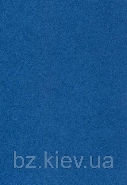 Дизайнерский картон ABYSSE, синий матовый, 120 гр/м2, код D1978