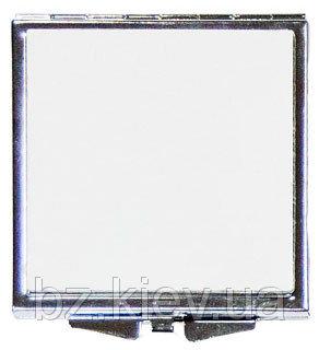 Зеркальце в форме Квадрат для сублимации, код GRW03.01.011/LCH