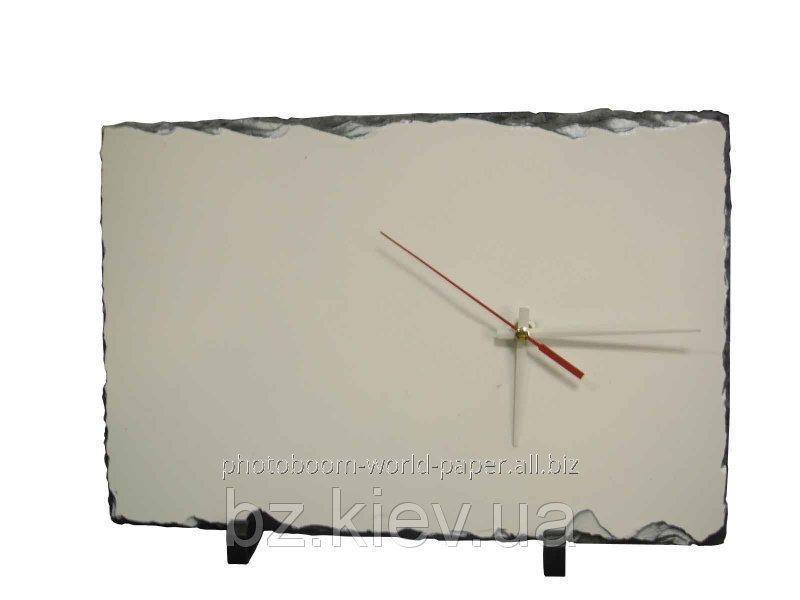 Фотокамень с часами SH37, код GRW06.01.004/LCH