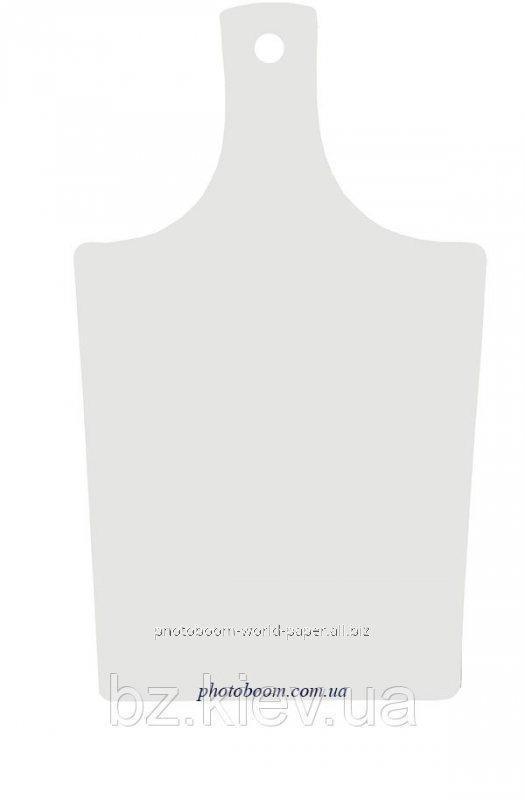 Доска разделочная деревянная с покрытием для сублимационной печати, код GRW16.01.032/UA