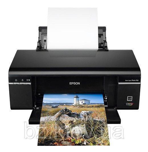 Принтер Epson Stylus Photo P50, код EPS00.00.009