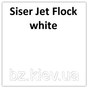 Термотрансферная пленка для сублимации Siser Jet Flock, код SIS05.00.001
