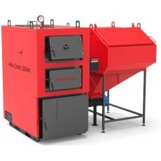 Купить Котел с автоподачей Ретра-4М Combi 80 кВт с ретортной горелкой