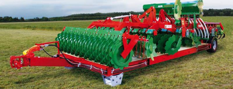 Купить Платформа PL для перевозки по дорогам сельхозмашин с нетипичными габаритами