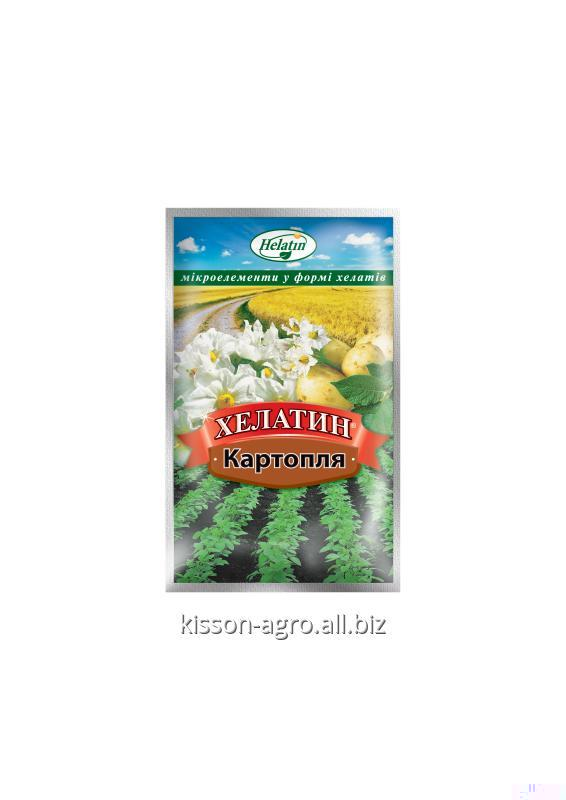 Стимулятор роста Хелатин  Картофель 50 мл
