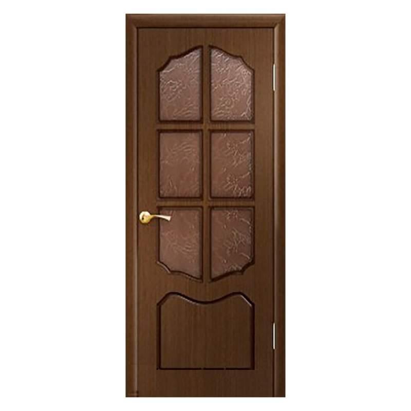 Дверь межкомнатная Каролина ДО