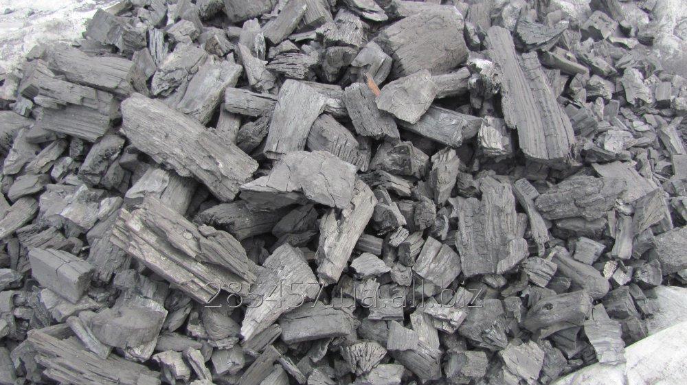 Купить Древесный уголь фасованный