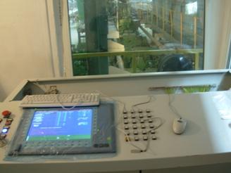 Die Ausrüstung der Kontrolle der Produktion und der technologischen Prozesse
