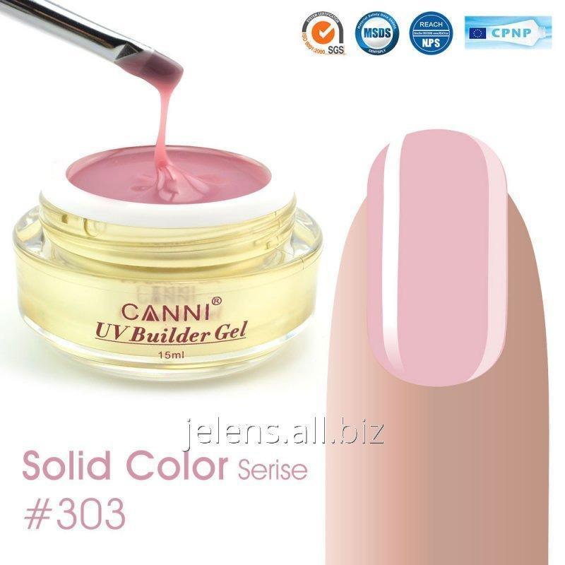 Купить Конструирующий гель Light Pink 303 15 мл