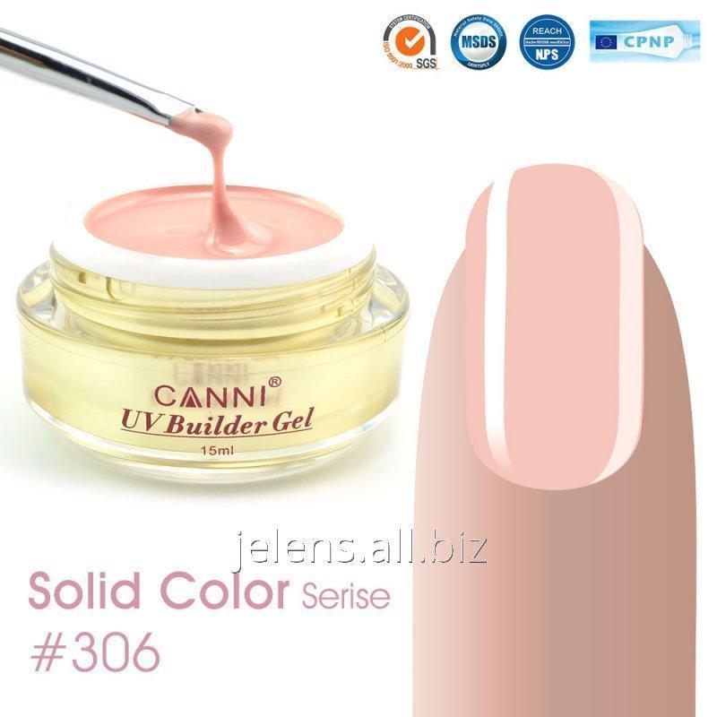 Купить Конструирующий гель Natural Pink 306 15 мл