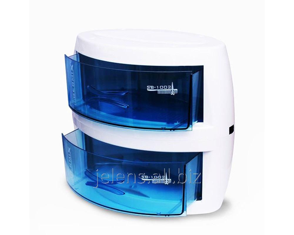 Купить Ультрафиолетовый стерилизатор Germix двухкамерный