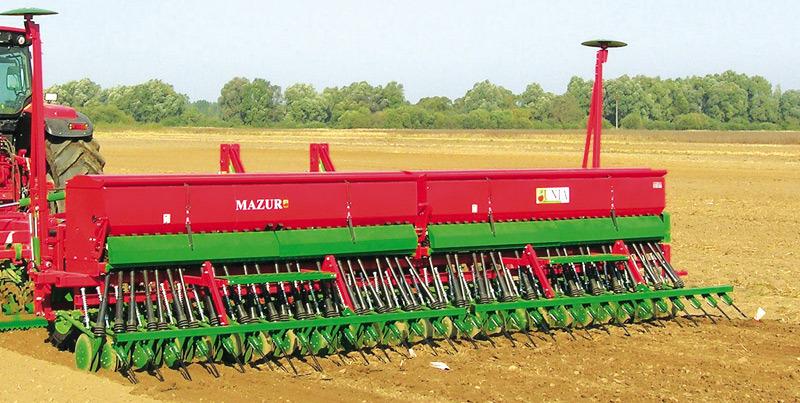Купить Cеялка зерновая MAZUR
