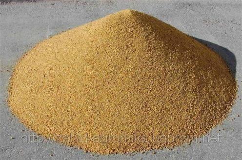 Барда кукурузные сухая сырой протеин 32-36%