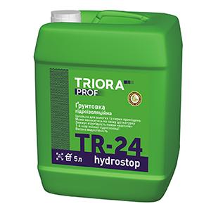 Impermeabilização iniciador TR-24 HYDROSTOP TM TRIORA prof art.3620