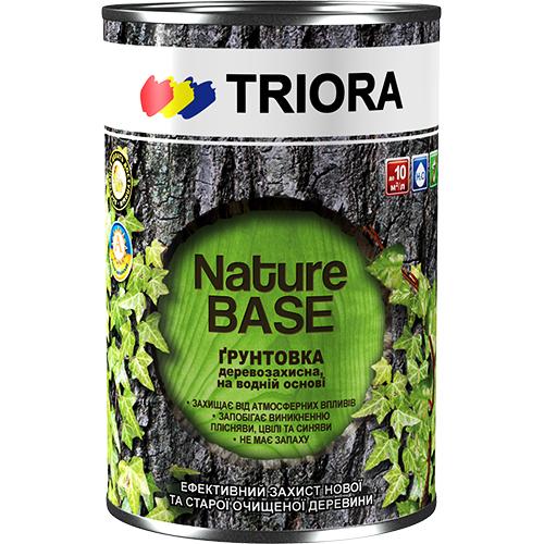 Грунтовка деревозащитная TM TRIORA 1 л арт.1553