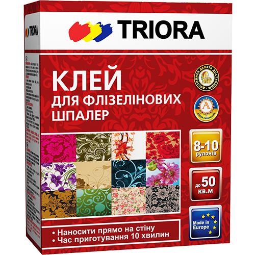 Клей для флизелиновых обоев TM TRIORA 0,25 кг арт.2368