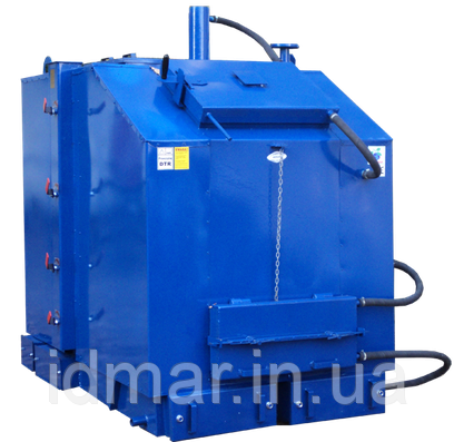 Industrial boiler Idmar KW-GSN (150-1100 kW) for solid fuels