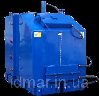 Промышленный твердотопливный котел Идмар KW-GSN (350 кВт) на твердом топливе