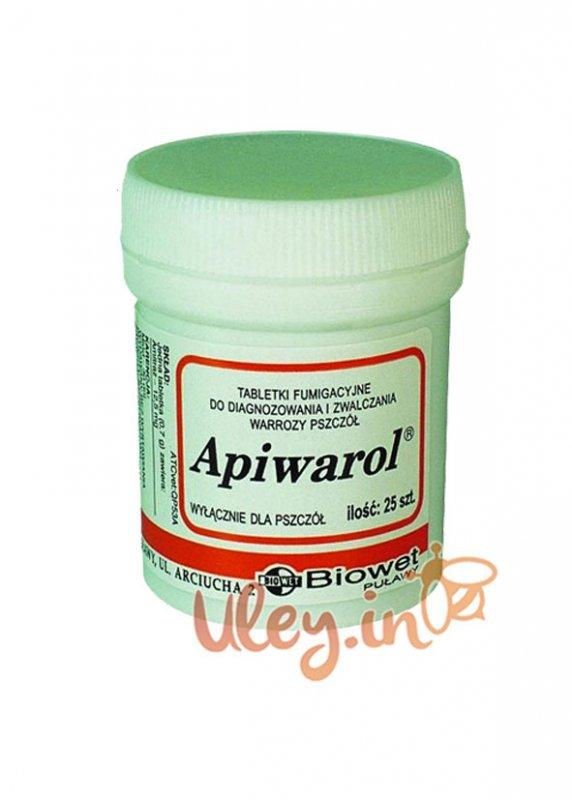 Купить Таблетки Апиварол