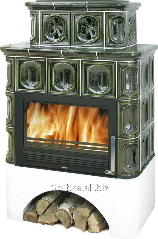 Печь кафельная ABX Karelie (прямой цоколь)