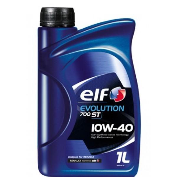 Купить Масло Моторное ELF Evolution 700 STI 10W-40 1л