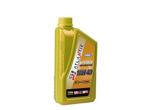 Купить Моторное масло Atlantic Synthech Super 10W40 1л