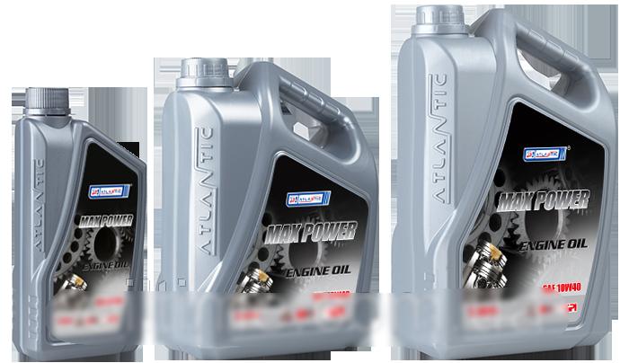Купить Моторное масло Atlantic Atlantic Max Power 10W-40 20л