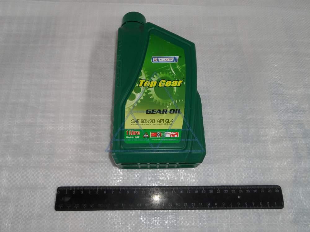 Купить Масло трансмиссионное Atlantic Top Gear Oil 80W-90 GL-4