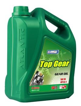 Купить Масло трансмиссионное Atlantic Top Gear Oil 80W-90 GL-4 20л