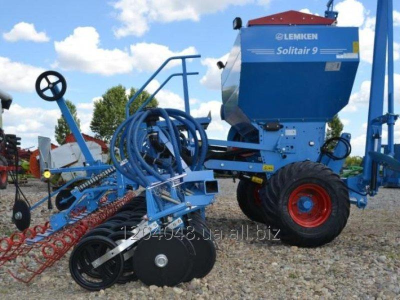 Seeder grain pneumatic LEMKEN Soliter 9, 12. Intertekhinves