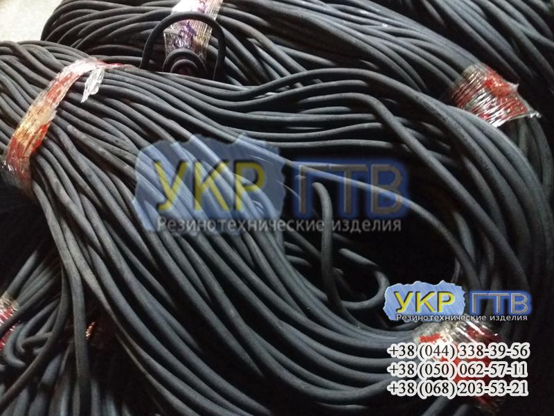 Губчастий шнур 10 20 25 30 35 40 50 мм