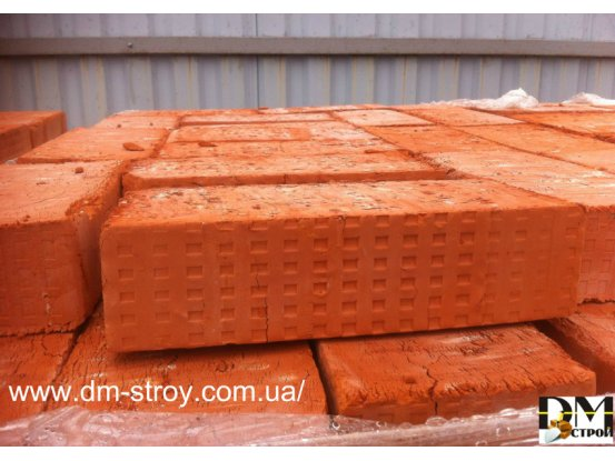 Brick private red