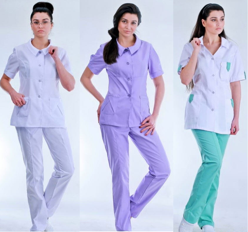 Медичний одяг купити в Київ 86e9fb6908bb1