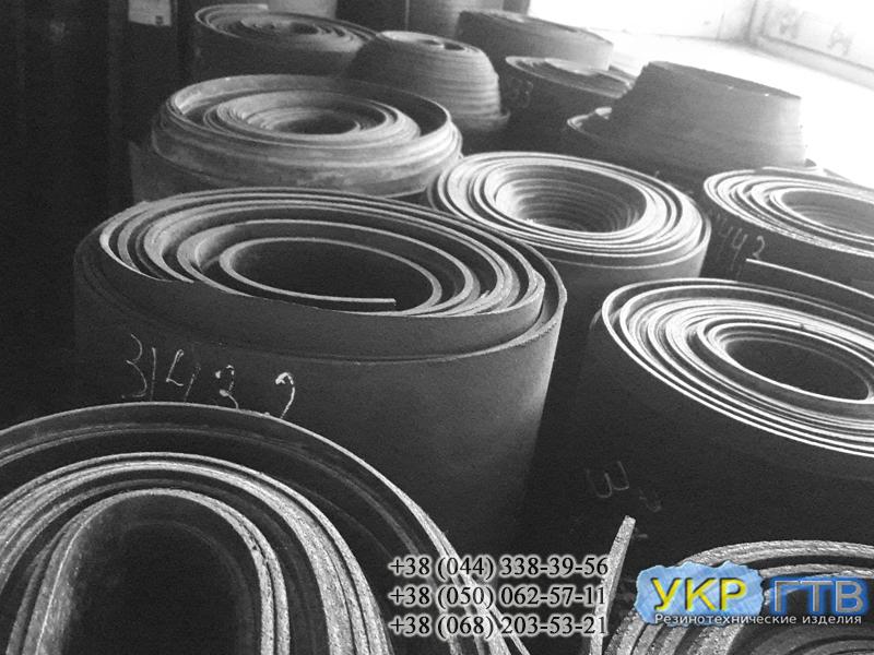 Gummi technische Platten