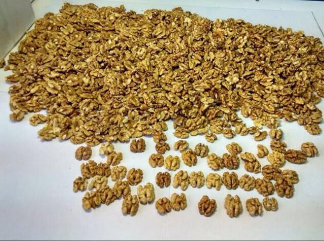 Орехи грецкие откалиброванные