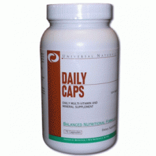 Buy Vitamins for athletes of Universal Nutrition DAILY CAPS