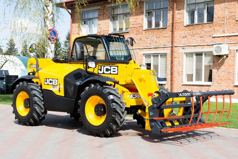Погрузчик JCB 535-95  (дизель)