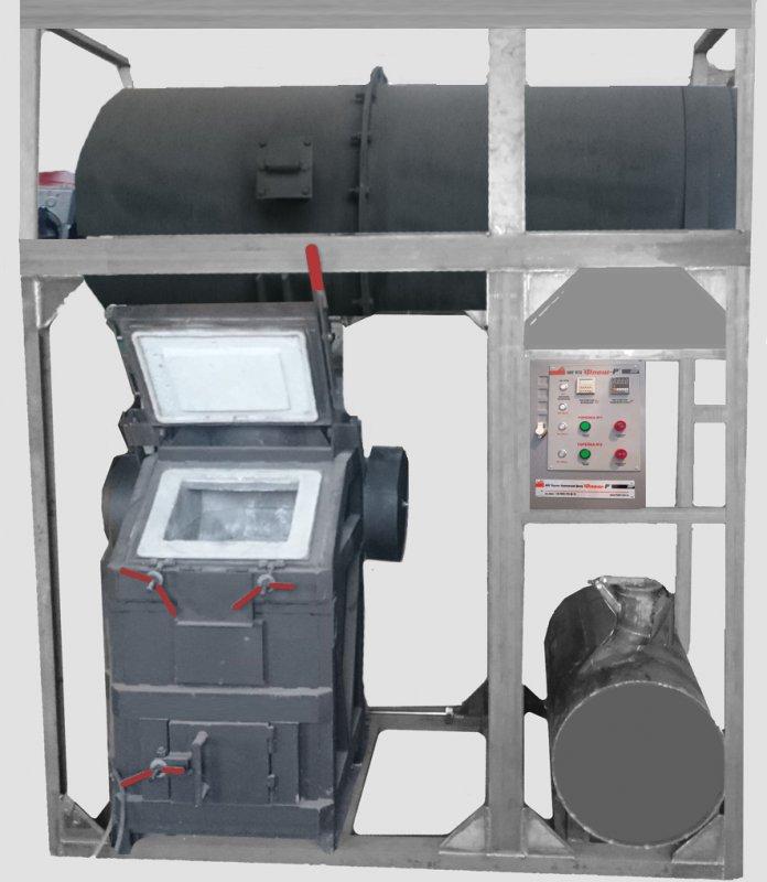 Печь для медицинских отходов УТ50ДМ