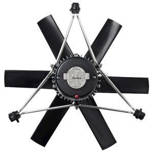 Система вентиляции для перепелов