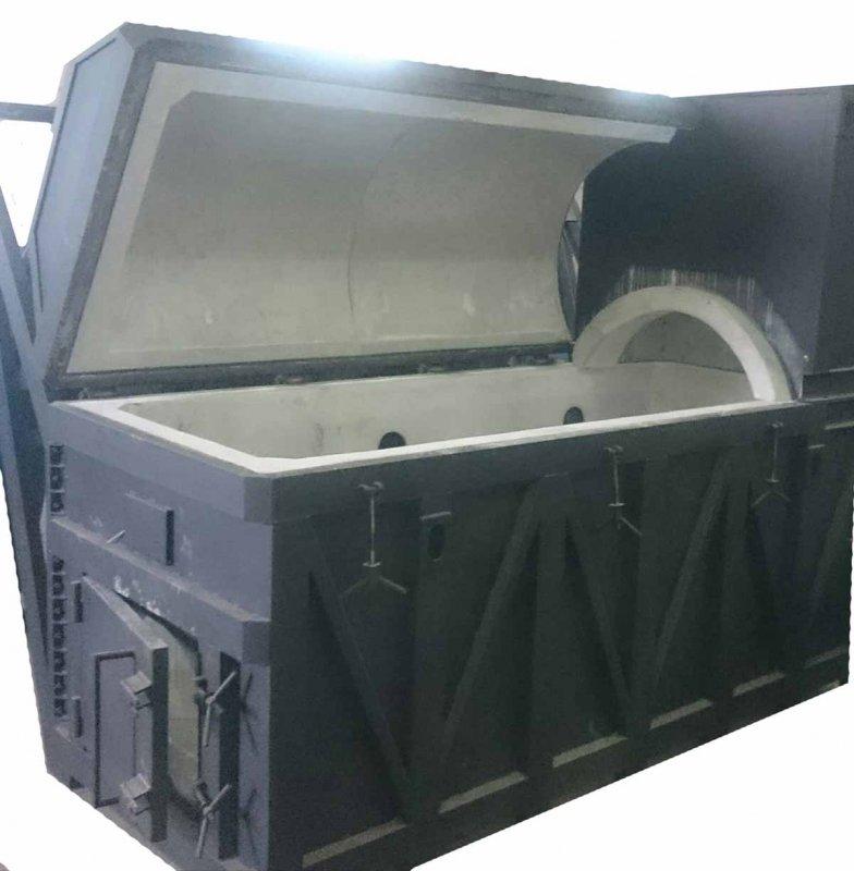 Крематор для крупных животных