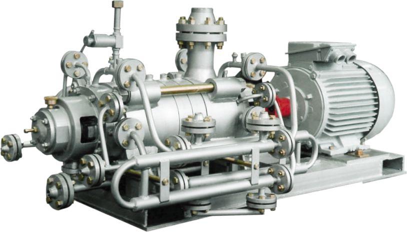 Насосы КС для перекачивания конденсата в пароводяных сетях тепловых электростанций