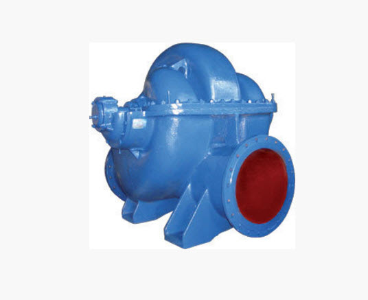 Buy Horizontal pumps double suction type D for cold water