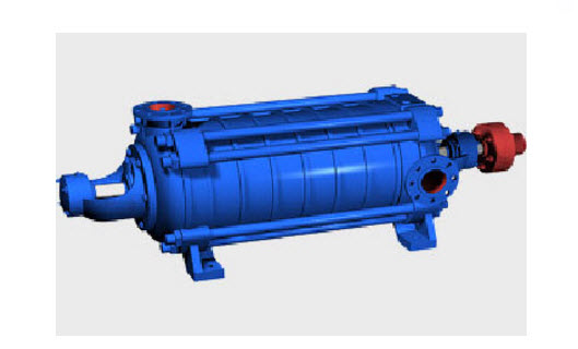 High-pressure centrifugal pumps of sectional TYPE CNS