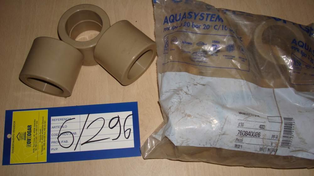 Муфта полипропиленовая PP-R Aqvasistem