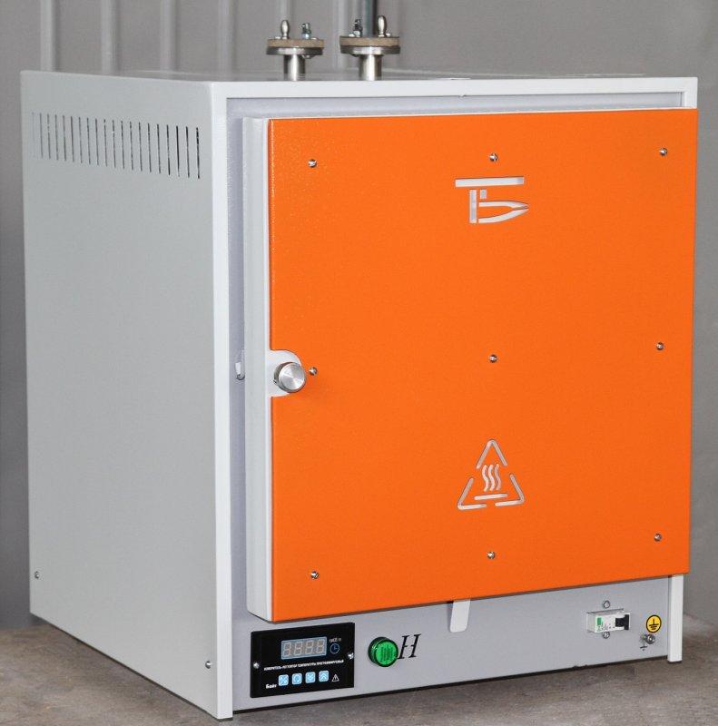 Лабораторная печь СНО-3,5.3,5.3,5/3,5 И1 с вентилятором. Бортек, Украина.